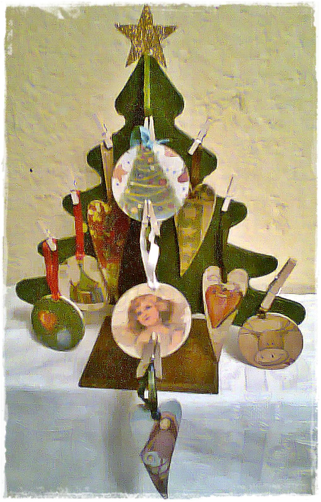 Artesanias kalen detalles de navidad para el arbolito for Detalles de navidad