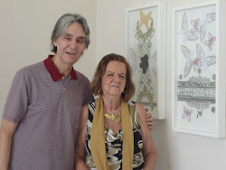 Vicente de Percia e Gilda Goulart