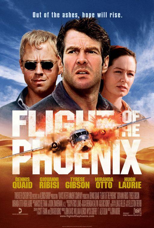 Flight of the phoenix (El vuelo del fénix) (2004) Español Latino