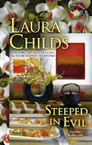 Giveaway: Steeped in Evil