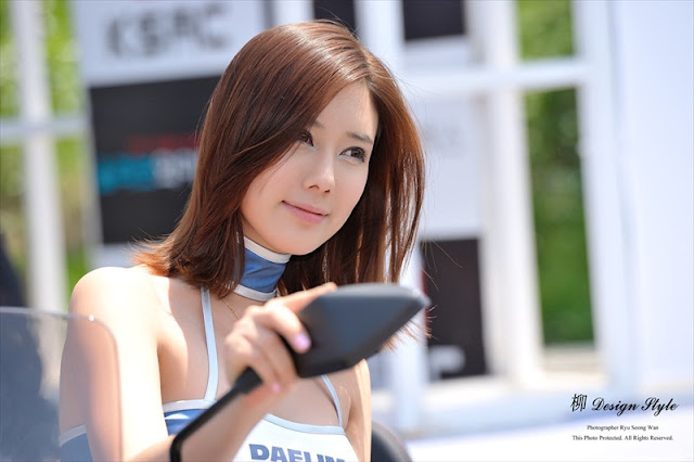 Kim Ha Yul at KSRC 2012 Round 1