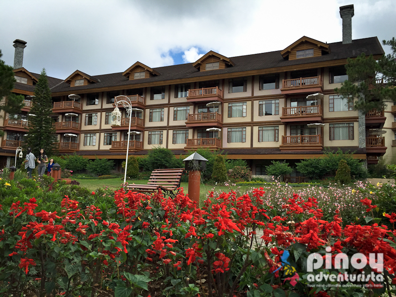 Hotels In Baguio Inside Camp John Hay