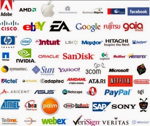 أفضل 10 شركات تكنولوجيا للعمل في 2015