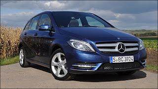 Harga Mercedes Benz B Class