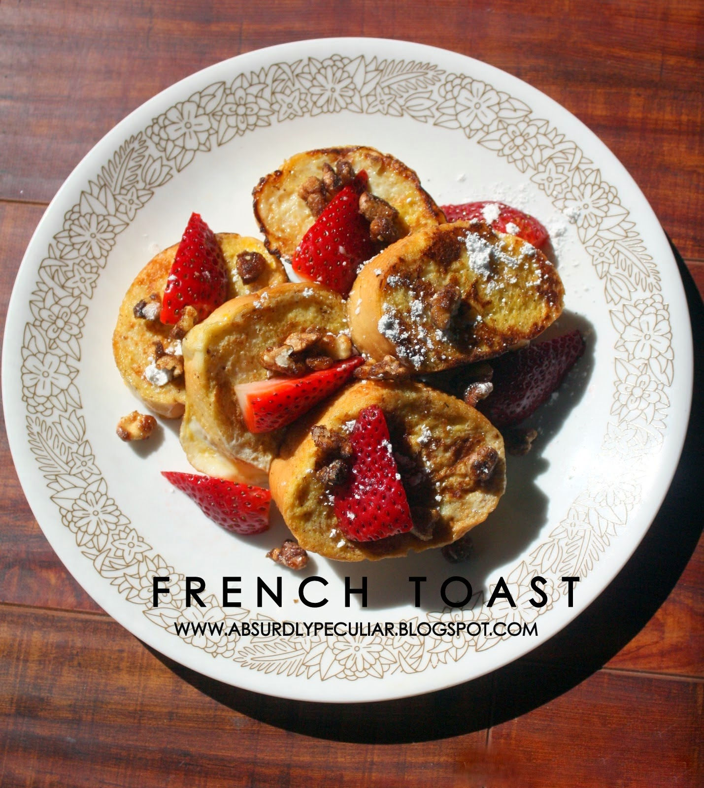 french, toast, recipe, french, toast