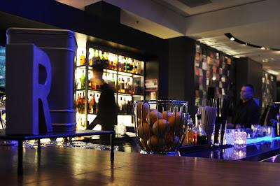 Ambiente Bar Lucid // Renaissance Tower Hotel Zürich