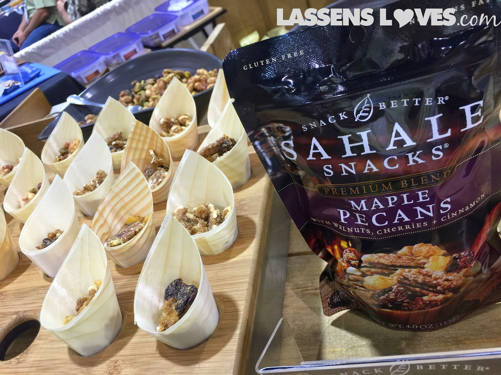 Expo+West+2015, Natural+Foods+Show, New+Natural+Products, sahale+snacks