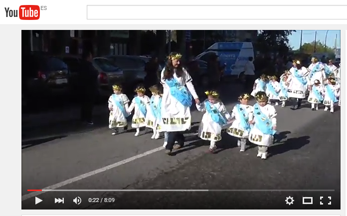 VIDEO DEL CARNAVAL ESCOLAR DE LAREDO 2016