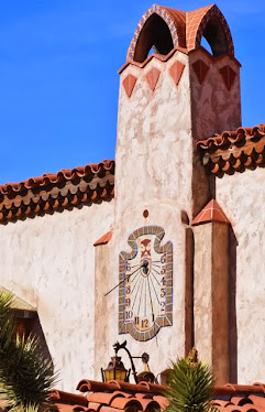 Scotty's Castle Sundial 6407