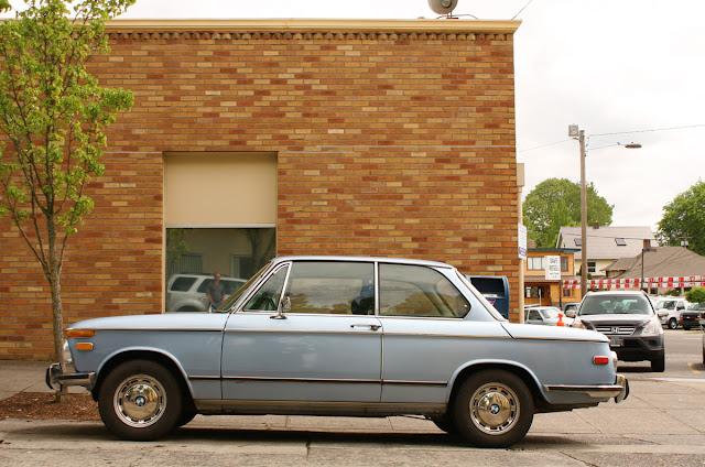 1971 BMW 2002 tii.