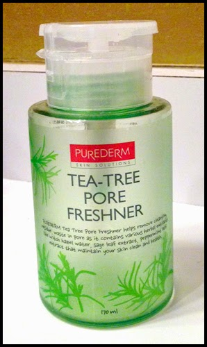 Purederm Tea-Tree Pore Freshener