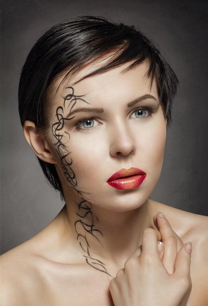 los-mejores-rostros-de-mujeres-fotografías