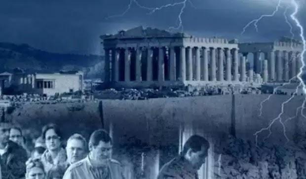 Η οικονομική καταστροφή φέρνει και εθνική καταστροφή – Τα στοιχεία που λένε ότι οδεύουμε προς ένα (χειρότερο…) νέο «1922» (βίντεο)