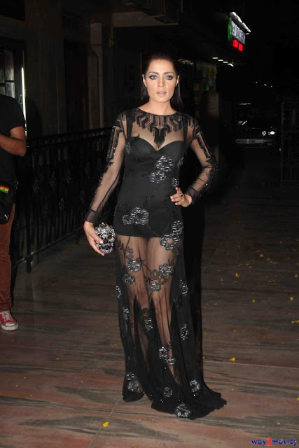 Celina Jaitly and Soni Singh at 6th KMIQ Film Festival Opening Photos