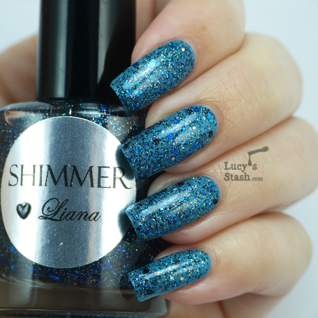 Lucy's Stash - Shimmer Polish Liana