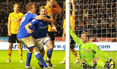 Wolves 0 - 1 Birmingham City (1)