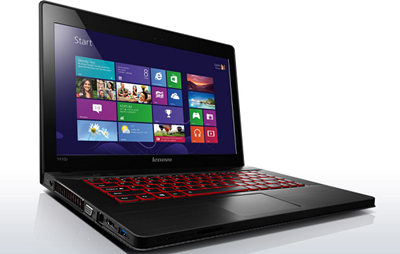 Laptop Lenovo - 400x254