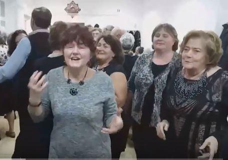 Video, Umirovljenička zabava, Bidrovec 19.1.2019.