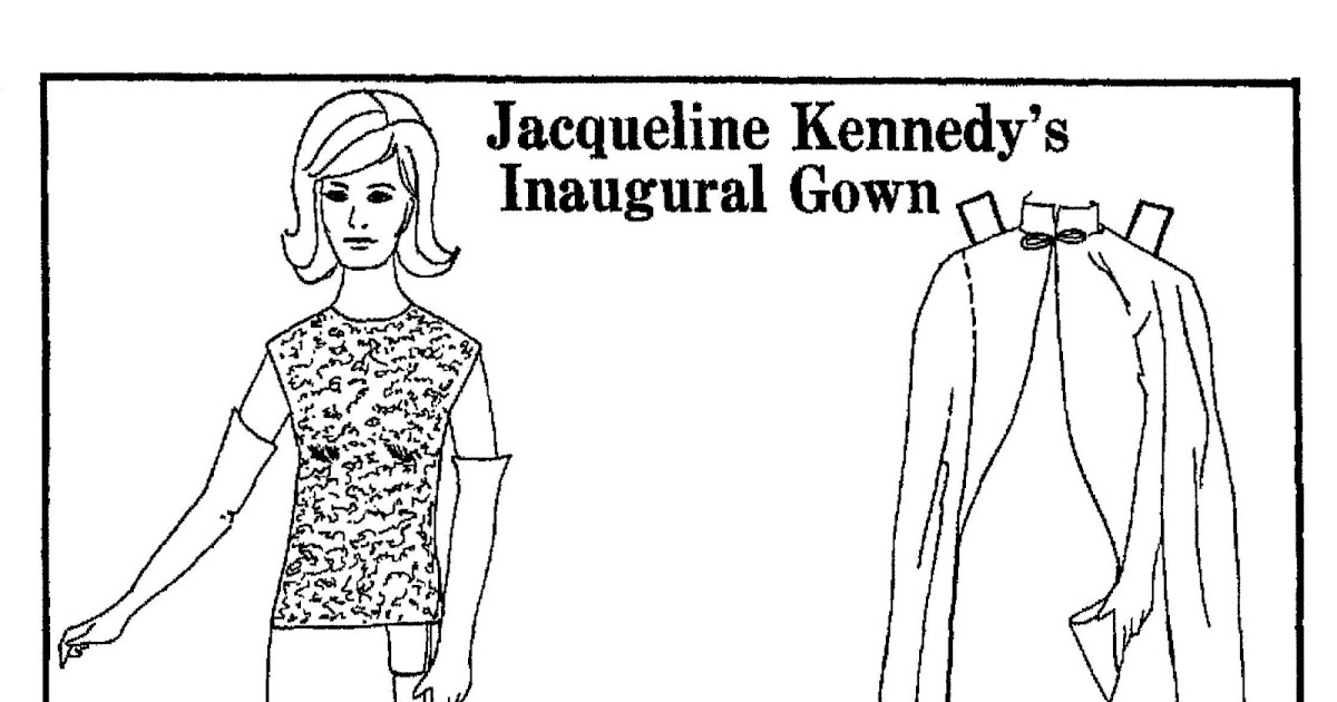 jacqueline kennedys inaugural gown