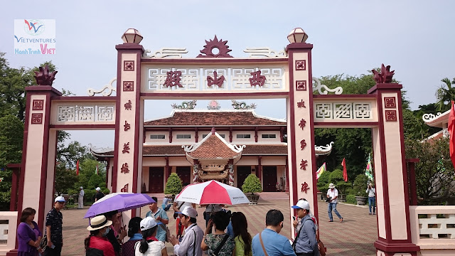 Tham quan Bảo tàng Quang Trung ở Bình Định