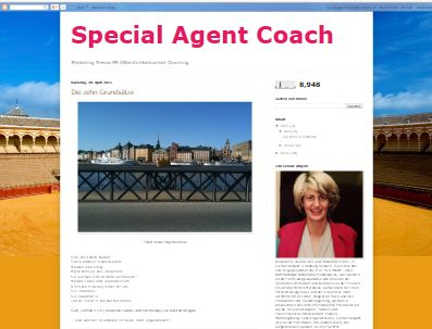Special Agent Coach