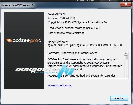 ACDSee Pro Versión 7.0.138