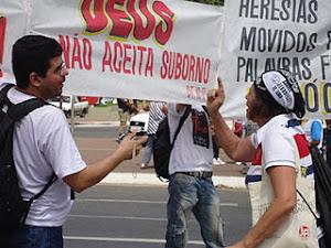 Marcha para Jesus/ Belo Horizonte MG, Outubro,2011