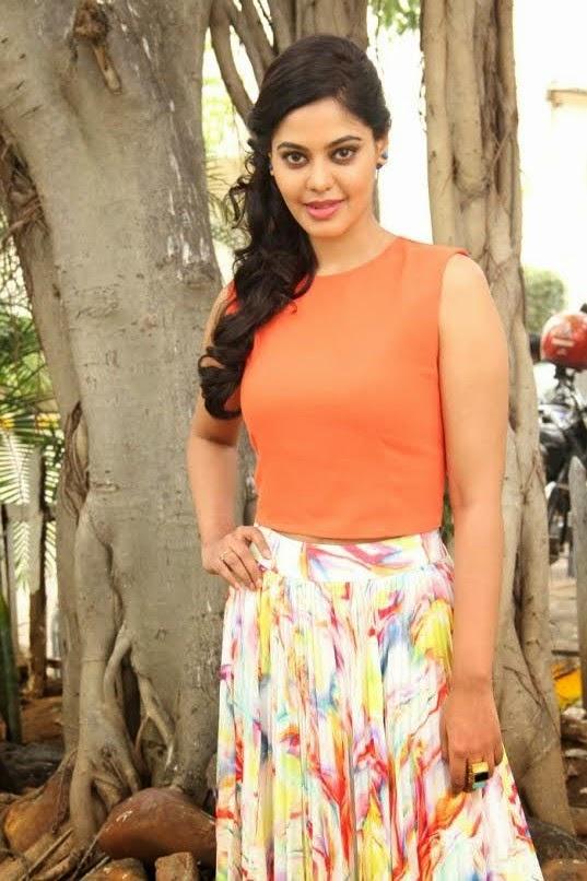 Actress Bindu Madhavi Latest Cute Hot Spicy Photos Gallery At Tamizhukku En Ondrai Azhuthavum Press Meet