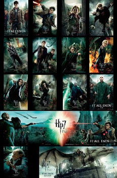 Harry Potter and the Deathly Hallows Posters - Group 2