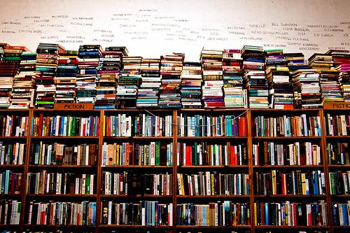 bookshelf porn, bibliotecas alucinantes