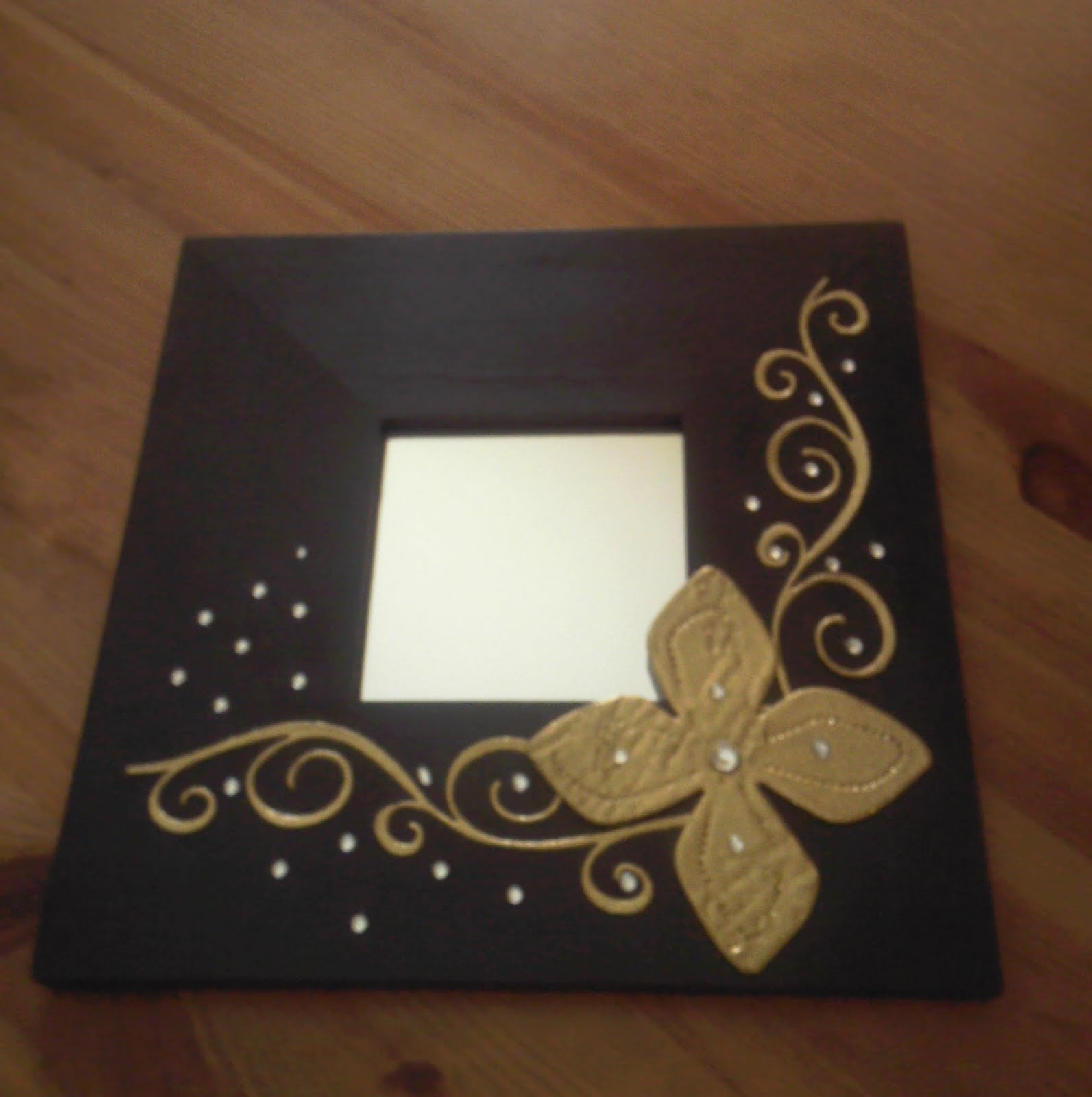 playtime: decorated mirrors