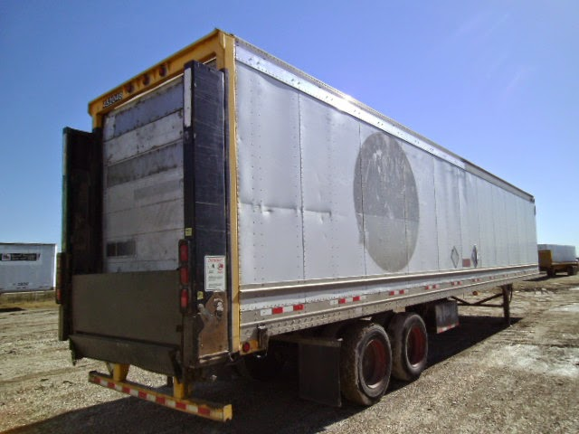 For Sale 2001 Great Dane Liftgate Dry Van Trailer
