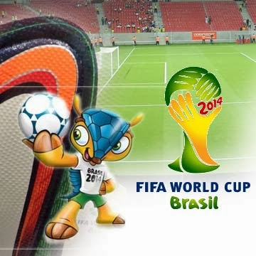 FIFA 2014 World Cup Complete Match Schedule in Indian Standard Time (IST)