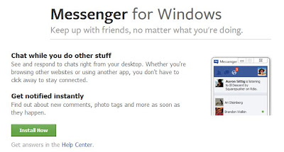 facebook desktop messenger for windows
