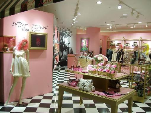 Como montar uma loja de roupa feminina Decoraç u00e3o de lojas de roupa feminina  Del Carmen by  -> Decoracao Para Loja Feminina Pequena