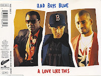 Bad Boys Blue - A Love Like This (CD,Maxi Single) (1993)
