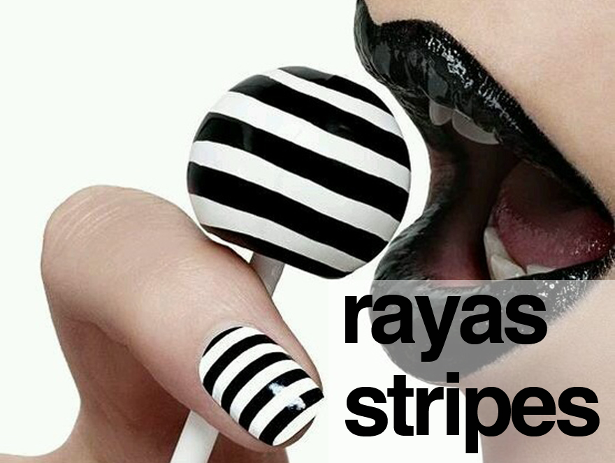 Gossip S Fashion Week Rayas O Stripes