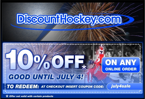 Discount Hockey Official Blog