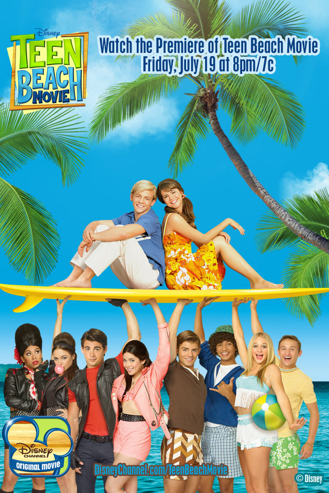 From Teen Beach Movie Toys : New age mama disney channel s teen beach movie coming