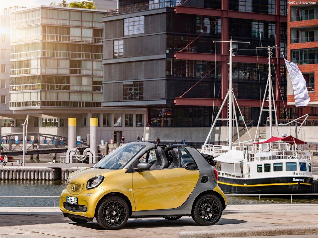 Smart Fortwo - Dòng xe đinh của Smart và chứa nhiều kỳ vọng về thay đổi thế giới.