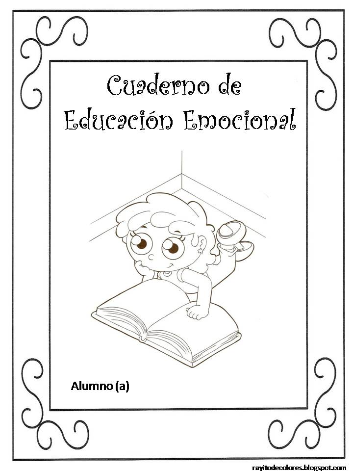 Rayitodecolores Blogspot   2010 02 Portadas Para Cuadernos