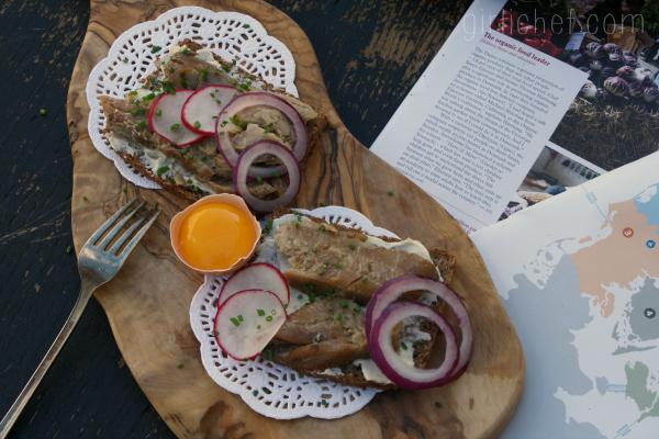 Denmark: Rugbrød & Smørrebrød {NORTH Festival} | www.girlichef.com