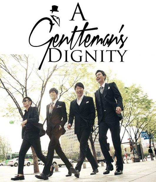 """Drama SBS """"A Gentleman's Dignity"""" yang cukup sukses menerima banyak"""