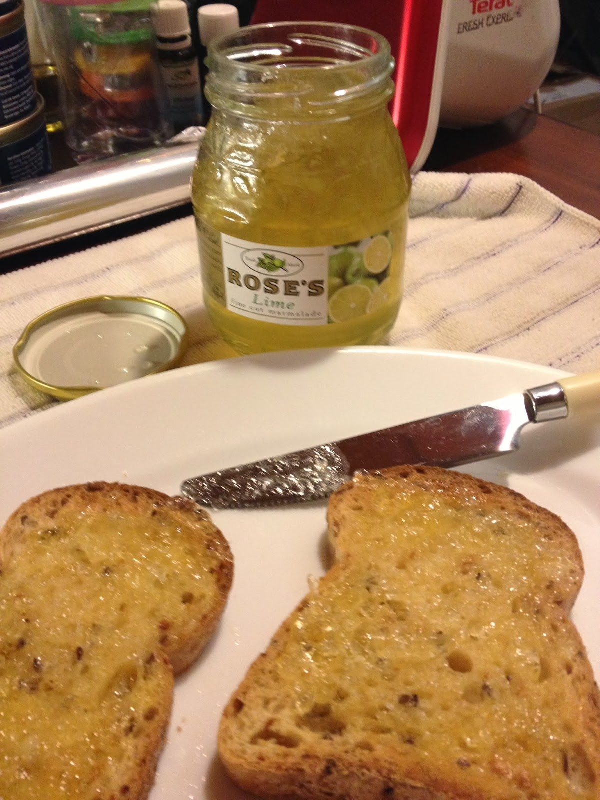 ds gluten free bread roses lime marmalade
