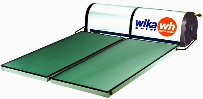wika wh pemanas air solar terbaik tenaga surya matahari aircon