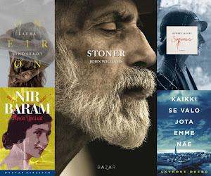 Vuoden 2015 parhaat kirjat Leena Lumissa