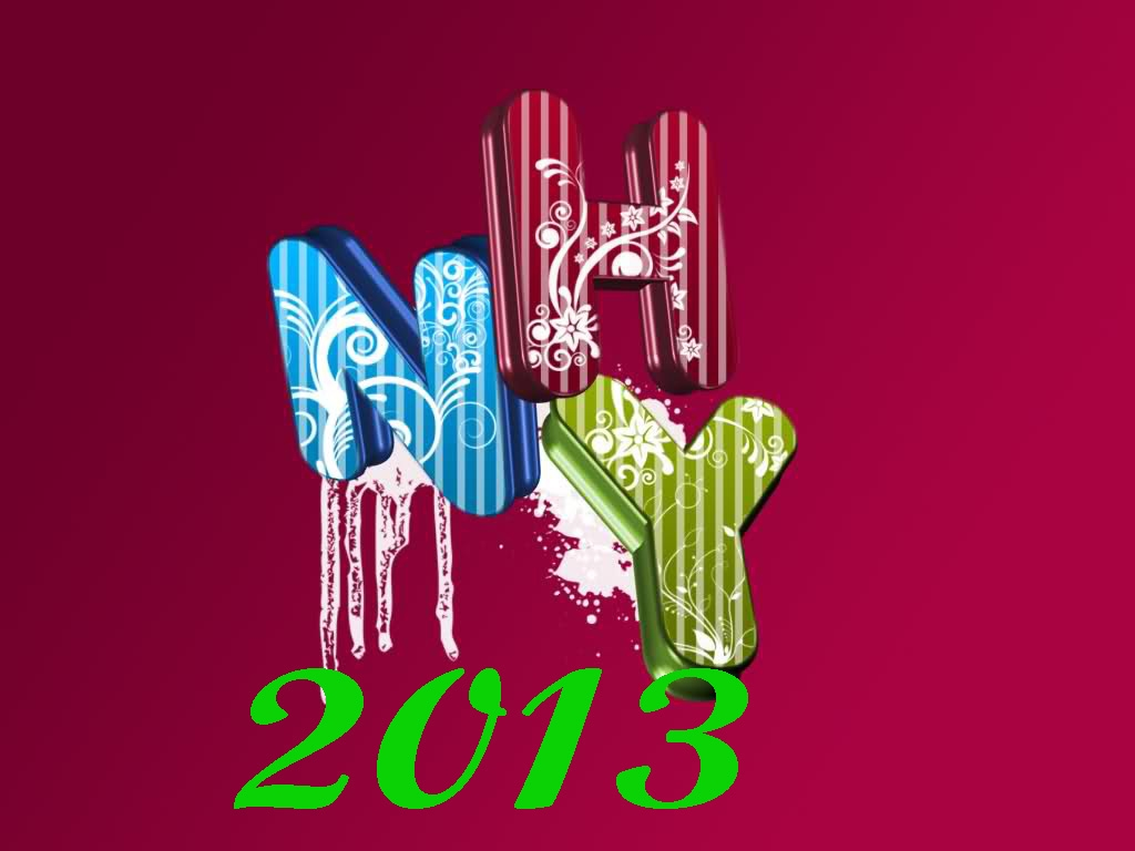 Happy New Years Wishes Greetings Photo Cards New Year Greetings 2013 009