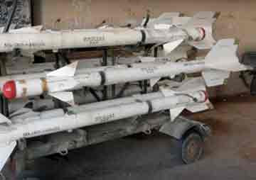 Turkey Provides Arms to Rebels in Syria