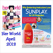 Her World, April 2013