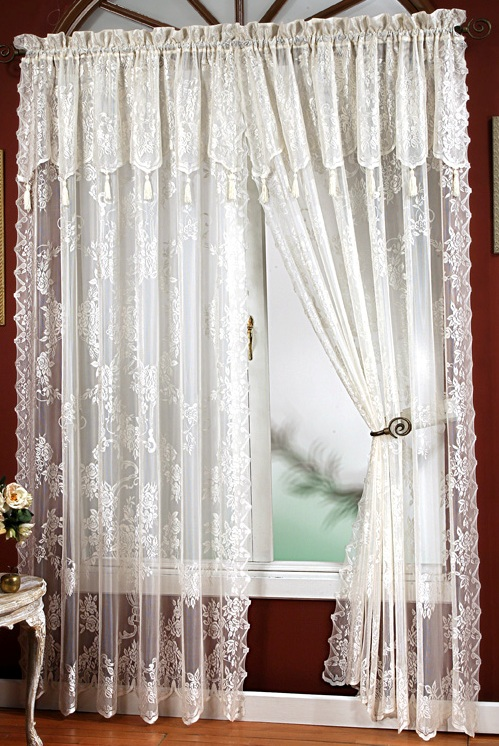modern furniture windows curtains design ideas 2011 photo